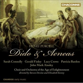 Cover Dido and Aeneas [Opera]