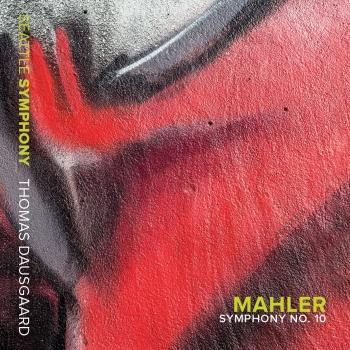 Cover Mahler: Symphony No. 10 in F-Sharp Minor (Completed D. Cooke, 1976) [Live]