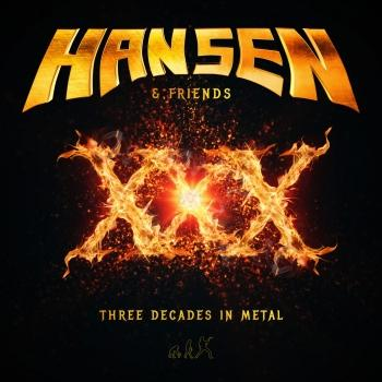 Cover XXX-Three Decades in Metal