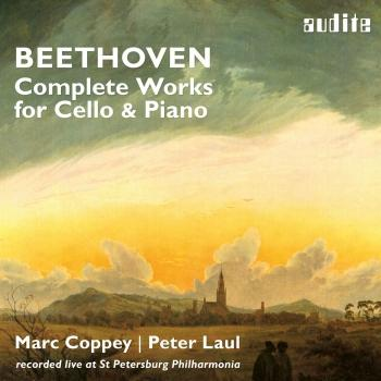 Cover Beethoven: Complete Works for Cello and Piano (Live)