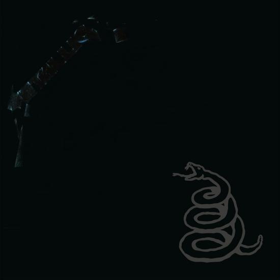 Cover Metallica (Remastered 2021)