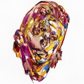 Cover Violet, Gold + Rose