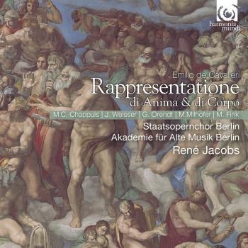 Cover Cavalieri: Rappresentatione di anima et di corpo