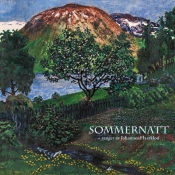 Cover Johannes Haarklou -Sommernatt
