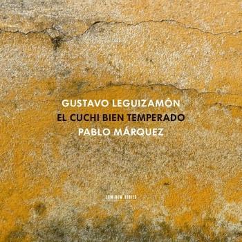 Cover Gustavo Leguizamón: El Cuchi bien temperado