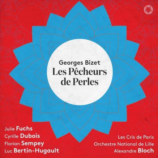 Cover Bizet: Les pêcheurs de perles, WD 13