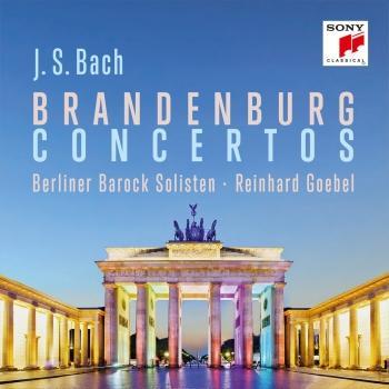Cover Bach: Brandenburgische Konzerte