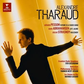 Cover Pesson, Abrahamsen & Strasnoy: Piano Concertos