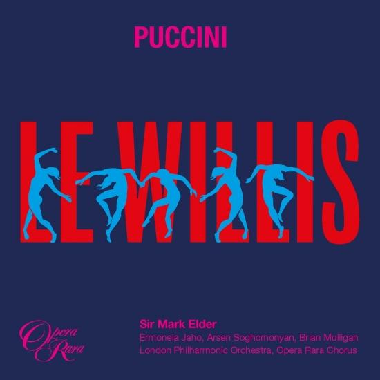 Cover Puccini: Le Willis