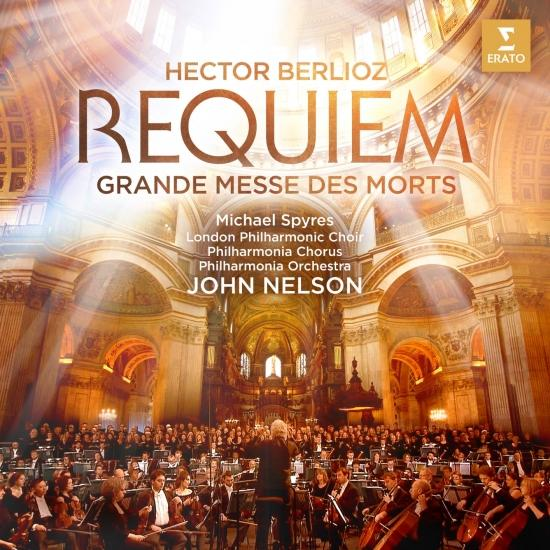 Cover Berlioz: Requiem (Grande Messe des morts)