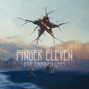 Cover Five Crooked Lines