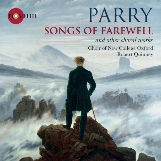 Cover Parry: Songs of Farewell & Other Choral Works