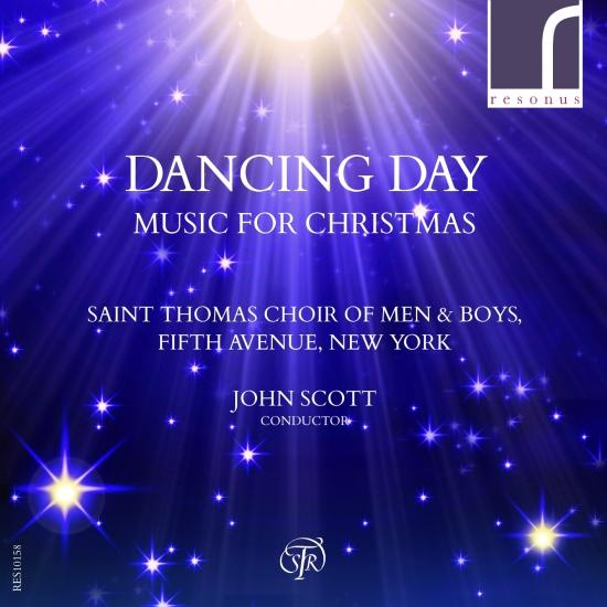 Cover Dancing Day: Music for Christmas