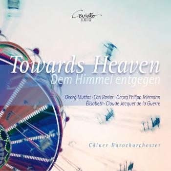 Cover Towards Heaven (Dem Himmel entgegen)