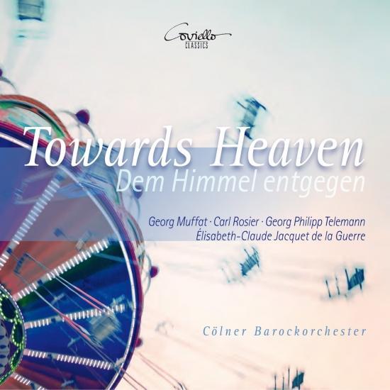 Cover Towards Heaven (Dem Himmel entgegen)