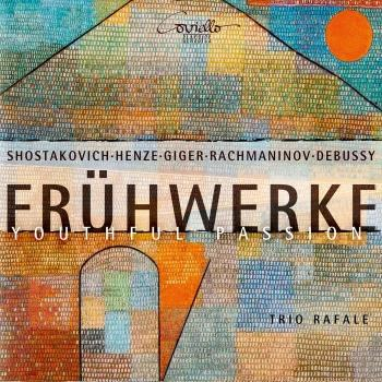 Cover Frühwerke (Youthful Passion)