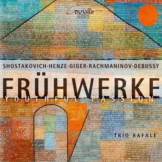 Cover Frühwerke (Youthful Passion)