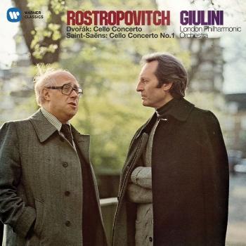 Cover Dvorák: Cello Concerto - Saint-Saëns: Cello Concerto No. 1 (Remastered)