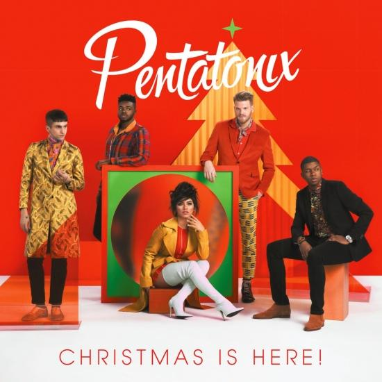 Cover Christmas Is Here!