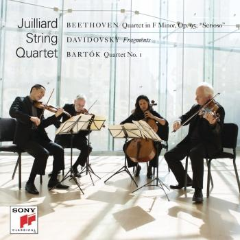 Cover Beethoven - Davidovsky - Bartók