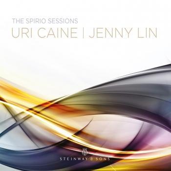 Cover The Spirio Sessions