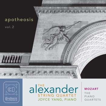 Cover Mozart: The Piano Quartets