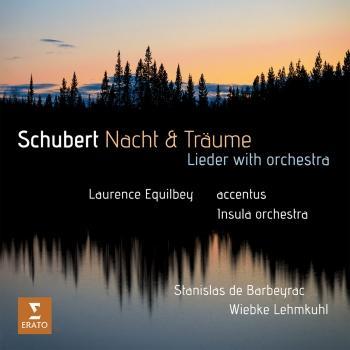 Cover Schubert: Nacht und Träume