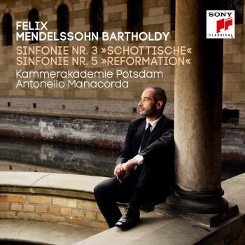 Cover Mendelssohn: Symphonies Nos. 3 & 5