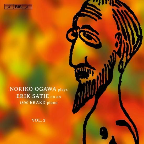 Cover Noriko Ogawa Plays Erik Satie on an 1890 Erard Piano