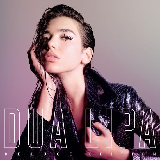 Cover Dua Lipa (Deluxe)