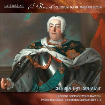 Cover Bach: Celebratory Cantatas