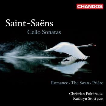 Cover Saint-Saëns - Cello Sonatas Nos. 1 & 2