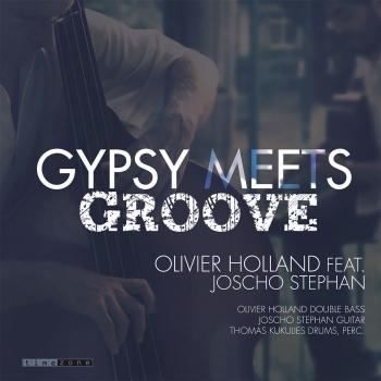 Cover Gypsy Meets Groove