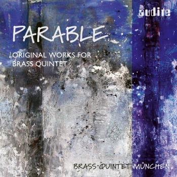 Cover Parable - Original Works for Brass Quintet