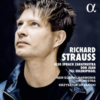 Cover Richard Strauss: Also sprach Zarathustra, Don Juan, Till Eulenspiegel