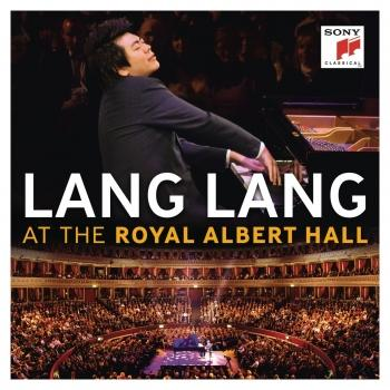 Cover Lang Lang at Royal Albert Hall