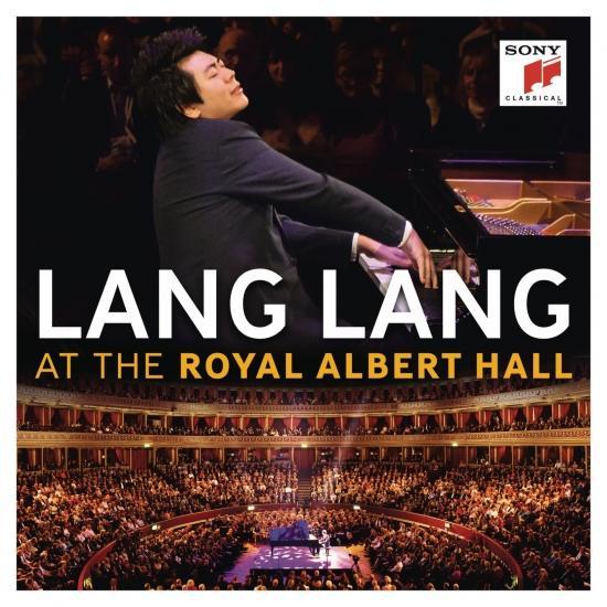 Cover Lang Lang at Royal Albert Hall
