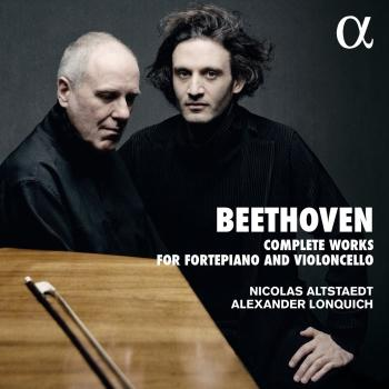 Cover Beethoven: Complete Works for Fortepiano and Violoncello