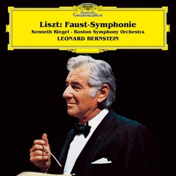 Cover Liszt: A Faust Symphony, S.108