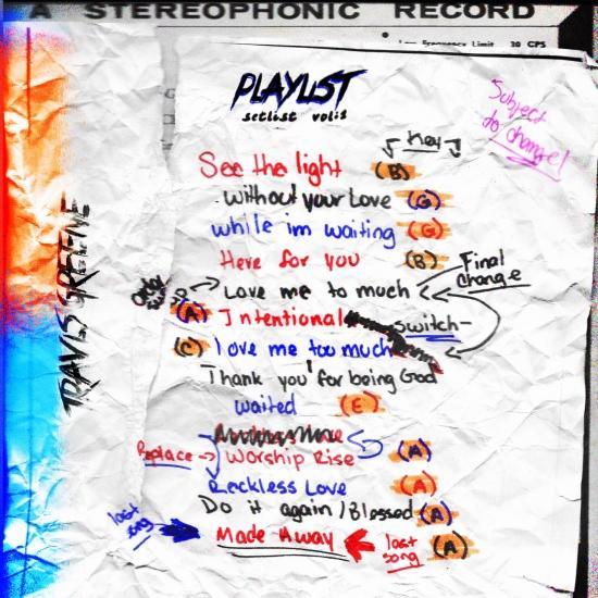 Cover Setlist Vol. 1