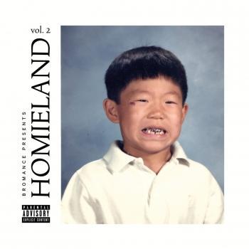 Cover Homieland Vol. 2