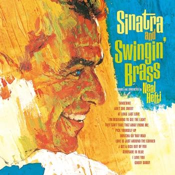 Cover Sinatra And Swingin' Brass