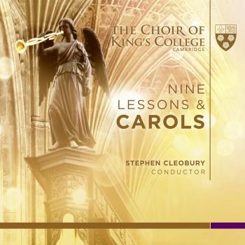Cover Nine Lessons & Carols