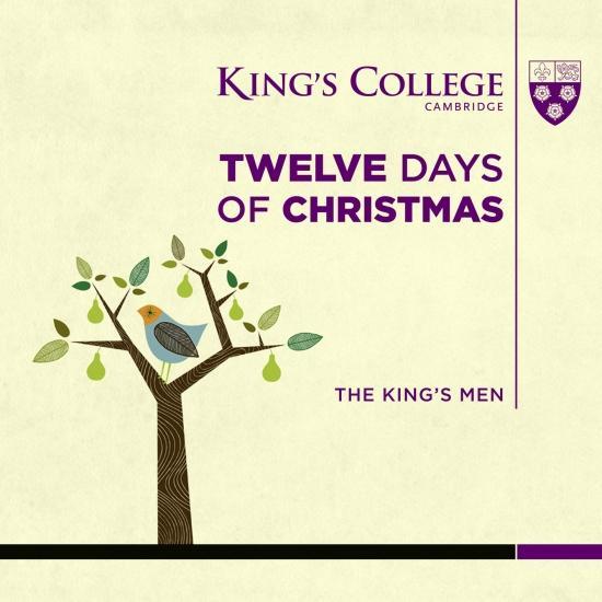 Cover Twelve Days of Christmas