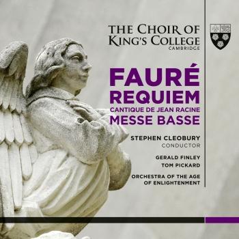Cover Fauré: Requiem & Messe basse