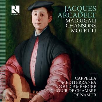 Cover Arcadelt: Motteti - Madrigali - Chansons
