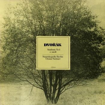 Cover Dvořák: Sinfonie No. 1 (Remastered)
