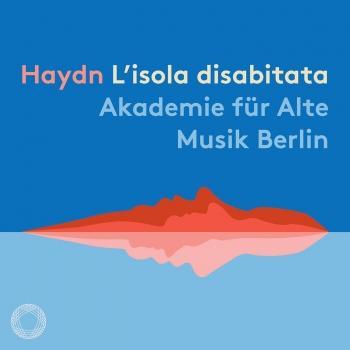 Cover Haydn: L'isola disabitata, Hob. XXVIII:9