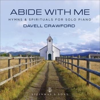Cover Abide with Me: Hymns & Spirituals for Solo Piano