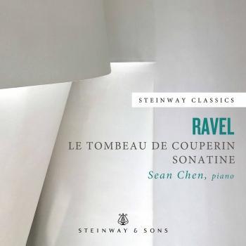 Cover Ravel: Le tombeau de Couperin, M. 68 & Sonatine, M. 40
